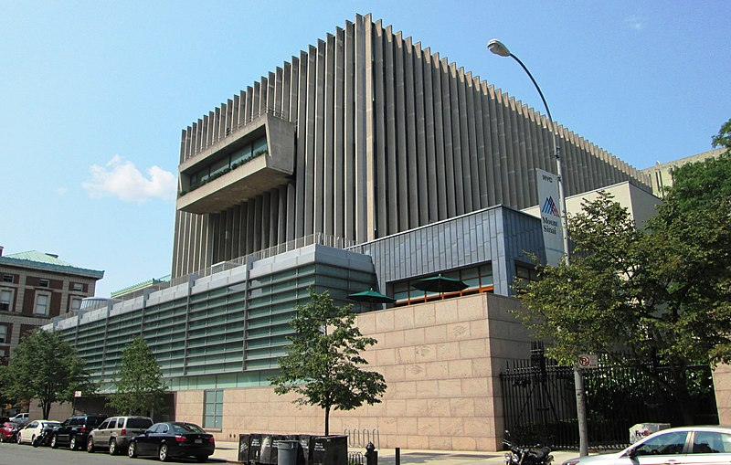 File:2014 Columbia Law School from 116th Street.jpg
