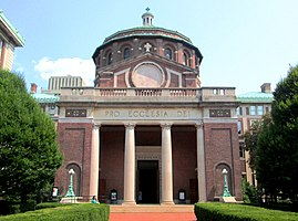 St. Paul's Chapel (Columbia University)