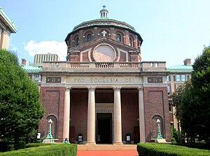 St. Paul's Chapel (Columbia University) - St. Paul's Chapel (2014)