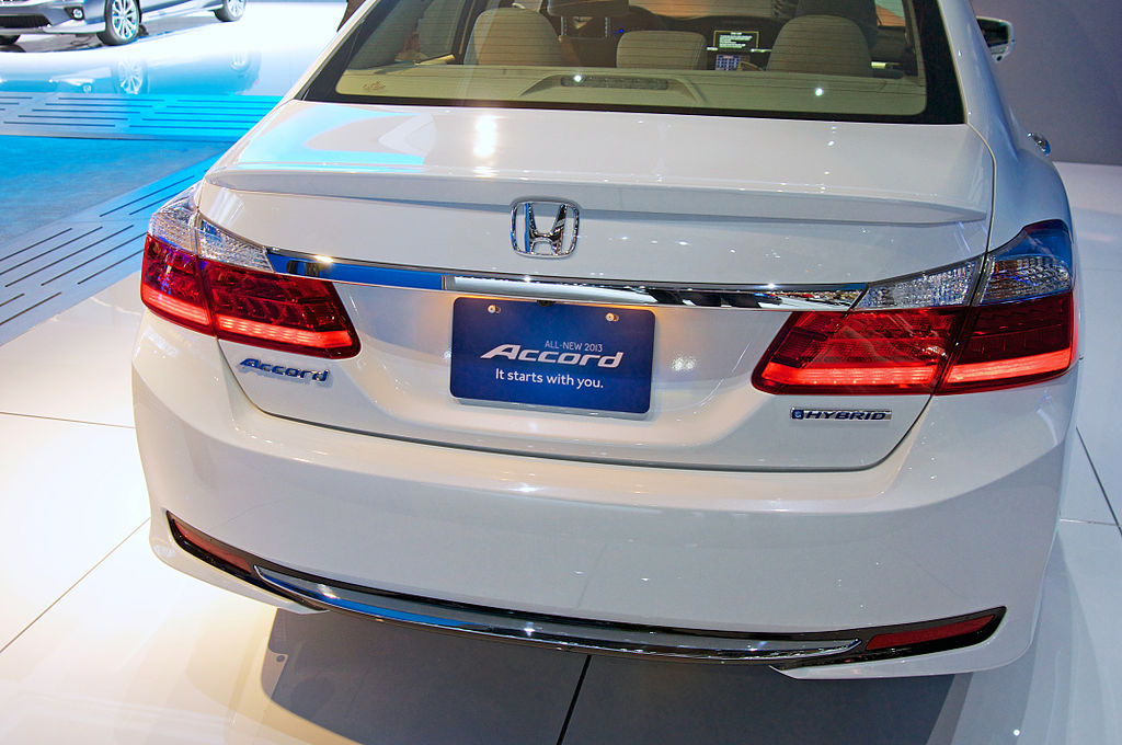 File2014 Honda Accord Hybrid Phevg Wikimedia Commons
