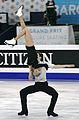 2014 ISU Junior Grand Prix Final Anna Yanovskaya Sergei Mozgov IMG 2830.JPG