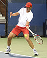 2014 US Open (Tennis) - Qualifying Rounds - Andreas Beck (15057595652).jpg