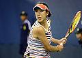 2014 US Open (Tennis) - Qualifying Rounds - Misa Eguchi (15056418991).jpg