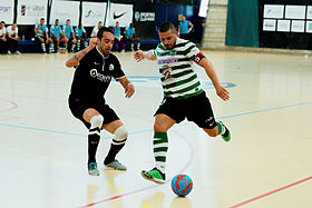 Image illustrative de l'article Futsal