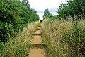 2015London, Woolwich-Plumstead, Shrewsbury Park, Wrekin Rd entrance 03.jpg