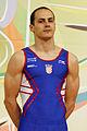 2015 European Artistic Gymnastics Championships - Horizontal Bar - Medalists 02.jpg