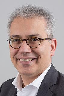 Tarek Al-Wazir German politician