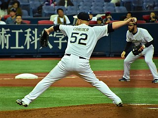 Erik Cordier American baseball player