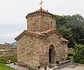 2016 Mccheta, Klasztor Samtawro, Cerkiew św. Nino (02).jpg