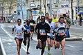 2017-04-23 GuentherZ Wien Marathonlauf F8 Emma Quaglia F9 Irene Chepkirui M59 Jonah Kiplogat Kemboi M63 Luca Campanella 1219.jpg