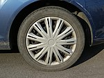 2017-09-08 (122) Goodyear Excellence 195-50 R 15 82 H tire at Park and Ride am Bahnhof Wieselburg.jpg