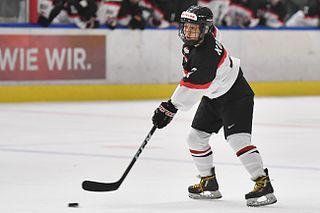 Shiori Koike Japanese ice hockey player (1993-)