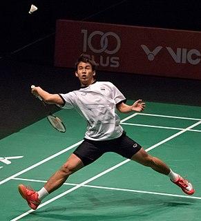 Dechapol Puavaranukroh Badminton player