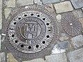 2018-02-09 (264) Manhole cover in Český Krumlov.jpg