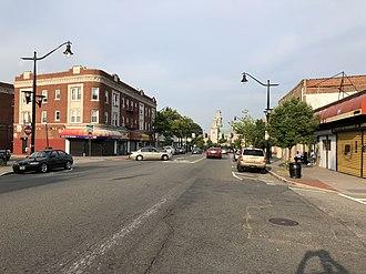 Vailsburg, Newark - South Orange Avenue