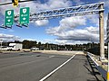 2018-10-29 14 10 40 View north along Virginia State Route 286 (Fairfax County Parkway) at the exit for Virginia State Route 7 WEST-Leesburg Pike in Dranesville, Fairfax County, Virginia.jpg