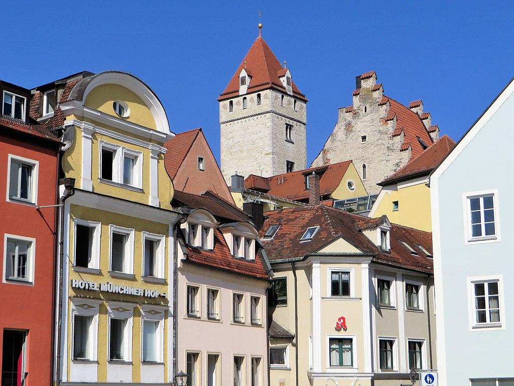 2018 Goldener Turm Regensburg