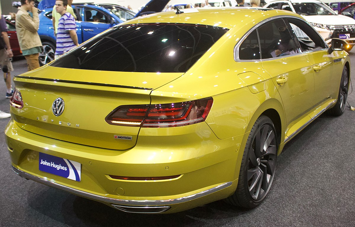 Px Volkswagen Arteon H My Tsi R Line Sedan on Ford Edge