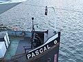 2019-02-12 (286) Ship capstan of Pascal at Hafen Korneuburg, Austria.jpg