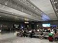 201908 Waiting Area of Shuangliu Airport Station.jpg
