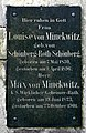 20200512115DR Dresden Neuer kath Friedhof Grabmal von Minckwitz.jpg
