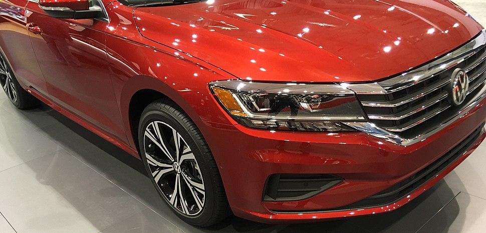2020 Volkswagen Passat (NMS), Cleveland Auto Show