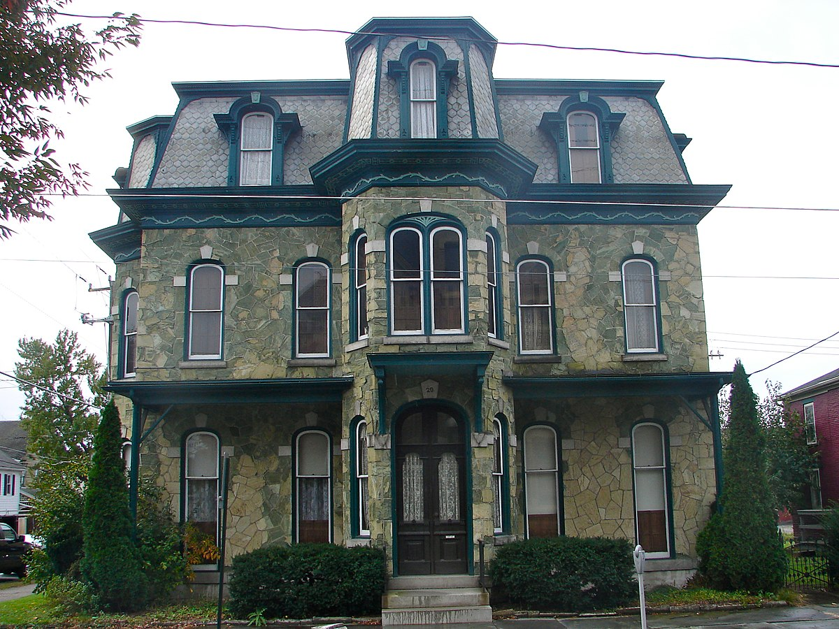 Danville Historic District Danville Pennsylvania