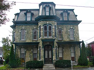 National Register of Historic Places listings in Montour County, Pennsylvania - Image: 20 East Market Danville PA