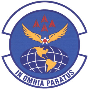 24th Expeditionary Air Support Operations Squadron - Emblem of the 24th Expeditionary Air Support Operations Squadron