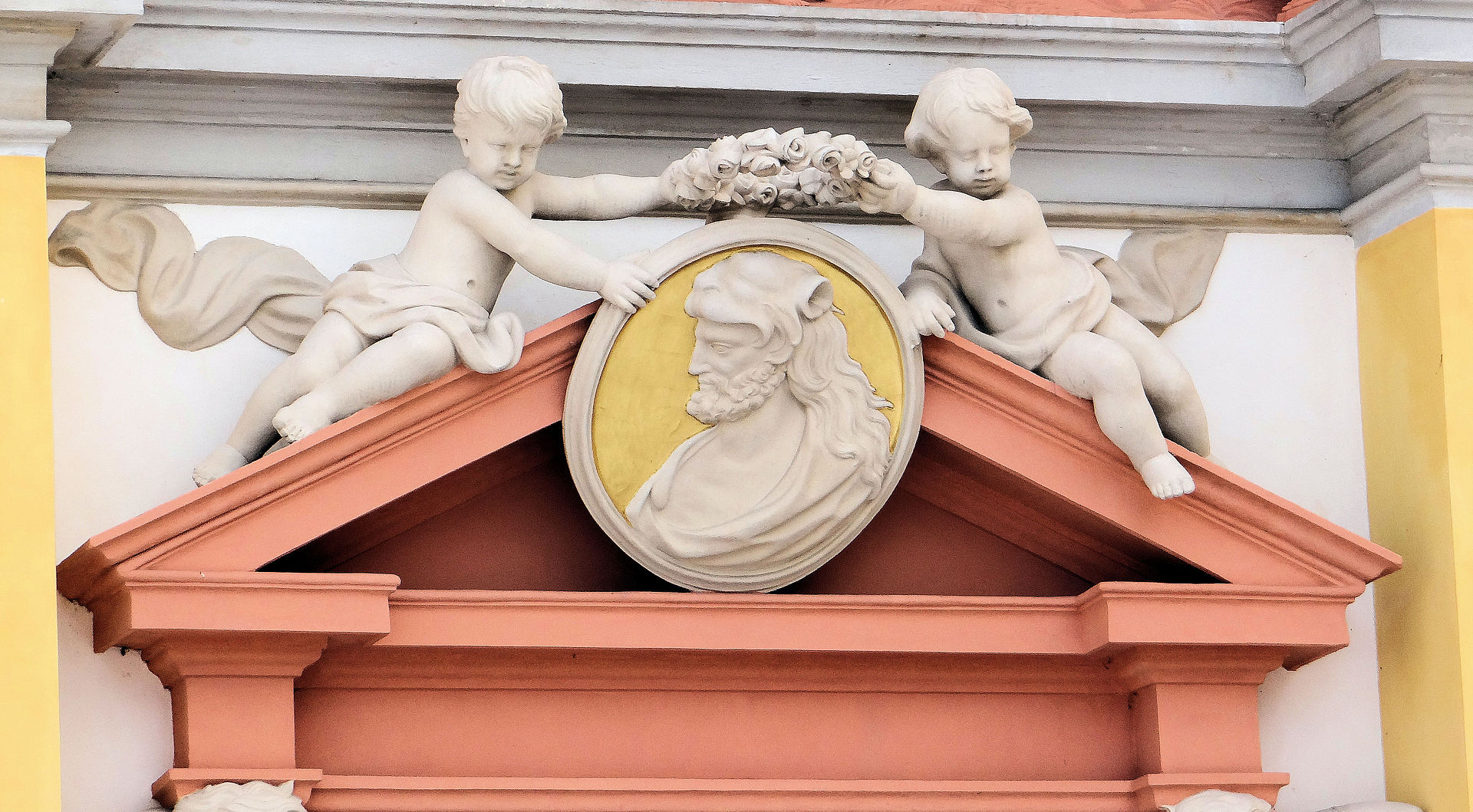 281012 Detail of the Wilanów Palace - 07.jpg