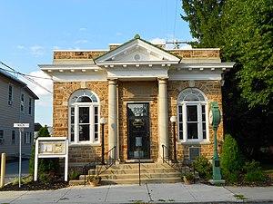 Wellsville, Pennsylvania - Borough Hall