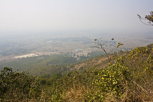 29RCCMAK - Top View from Susunia Hill