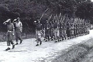 2/12th Commando Squadron (Australia) commando unit raised by the Australian Army