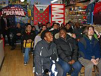 Ultimate Spider Man Tv Series Wikipedia