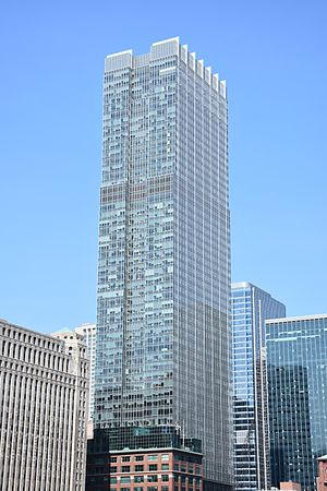 Kirkland & Ellis - Image: 300 North La Salle in Chicago