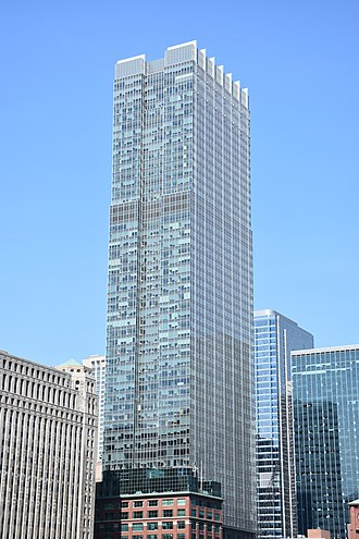 Kirkland & Ellis - Chicago office at 300 North LaSalle