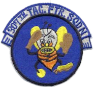 307th Tactical Fighter Squadron - Emblem