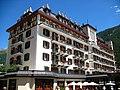 3699 - Zermatt - Hotel Mont Cervin Palace.JPG