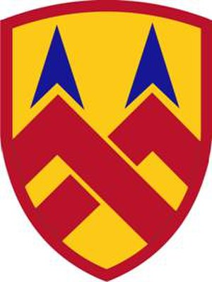 377th Theater Sustainment Command - 377th Theater Sustainment Command Shoulder Sleeve Insignia