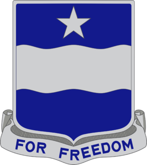 37th Infantry Regiment (United States) - Image: 37 Inf Rgt DUI