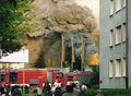 4.6.2006r. Fire supermarket ALBERT in Poznan Winiary (7).jpg