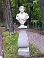 4220. Peterhof. Bust of an unknown woman.jpg
