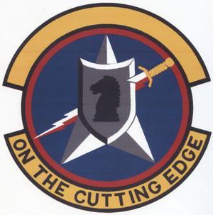 451st Intelligence Squadron - Emblem