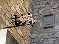 482 Castell de la Suda (Tortosa), teiera i escut de la ciutat.JPG