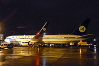 4K-AZ82 - B763 - Azerbaijan Airlines