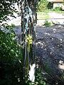 4 Proszowice - krzyż drewniany z XIX w. (1.VI.2008).JPG