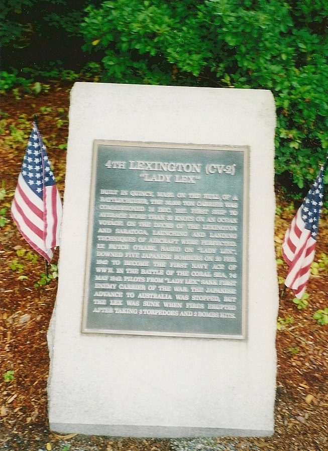 653px-4th_USS_Lexington_plaque.jpg