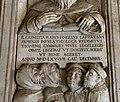 5939 - Pavia, Università - Lapide di Arcangelo Lanfranconi (1565) - Foto Giovanni Dall'Orto, 7 ottobre 2015.jpg