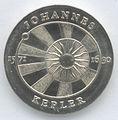 5 Mark DDR 1971 - 400. Geburtstag von Johannes Kepler - Bildseite.JPG