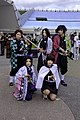 5 cosplayers of Demon Slayer at PF33 20201107b.jpg